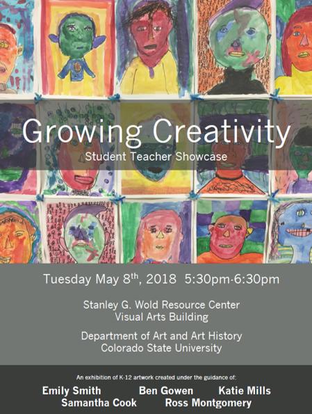 2018 Student Teaching Showcase
